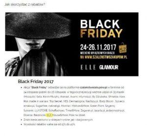 KOI bierze udział w Black Friday