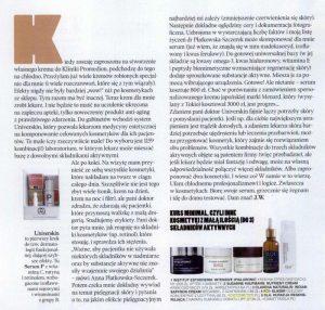 KOI w magazynie Glamour