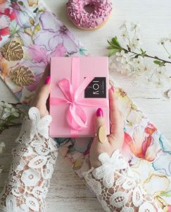 KOI Cosmetics na instagramie Kolekcjonerka
