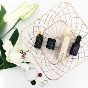 Kosmetyki KOI na blogu loveandgreatshoes