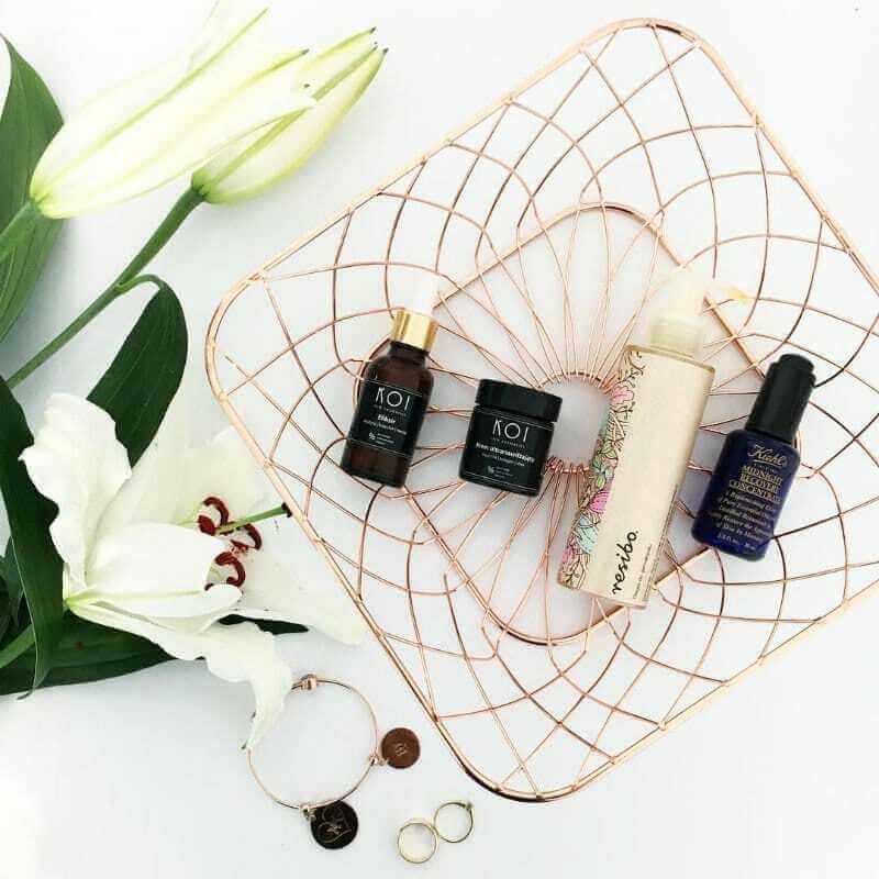 Kosmetyki KOI nablogu loveandgreatshoes