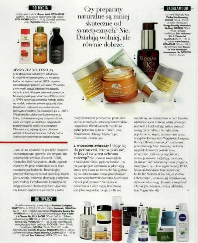 Kosmetyki dotwarzy KOI Cosmetics wmagazynie PANI