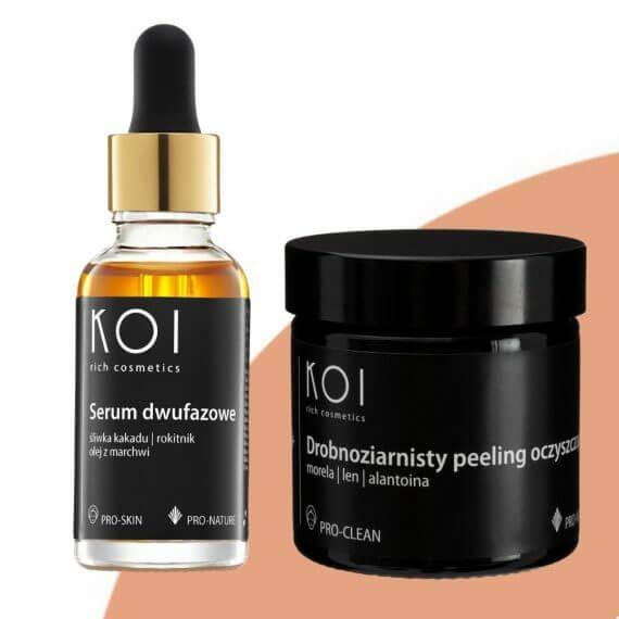 Nowe serum ze śliwką kakadu KOI Cosmetics