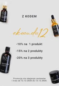 Ekocuda targi kosmetyczne zniżka dla KOI Cosmetics