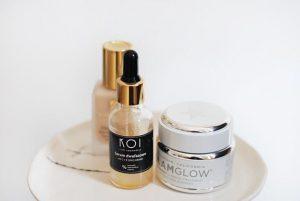 Kosmetyki KOI na blogu Horkruks serum dwufazowe
