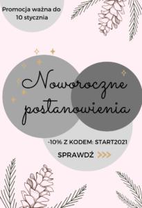 Noworoczne obniżki w KOI Cosmetics
