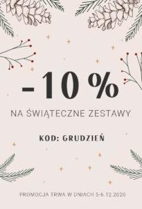 Grafika świąteczna KOI Cosmetics